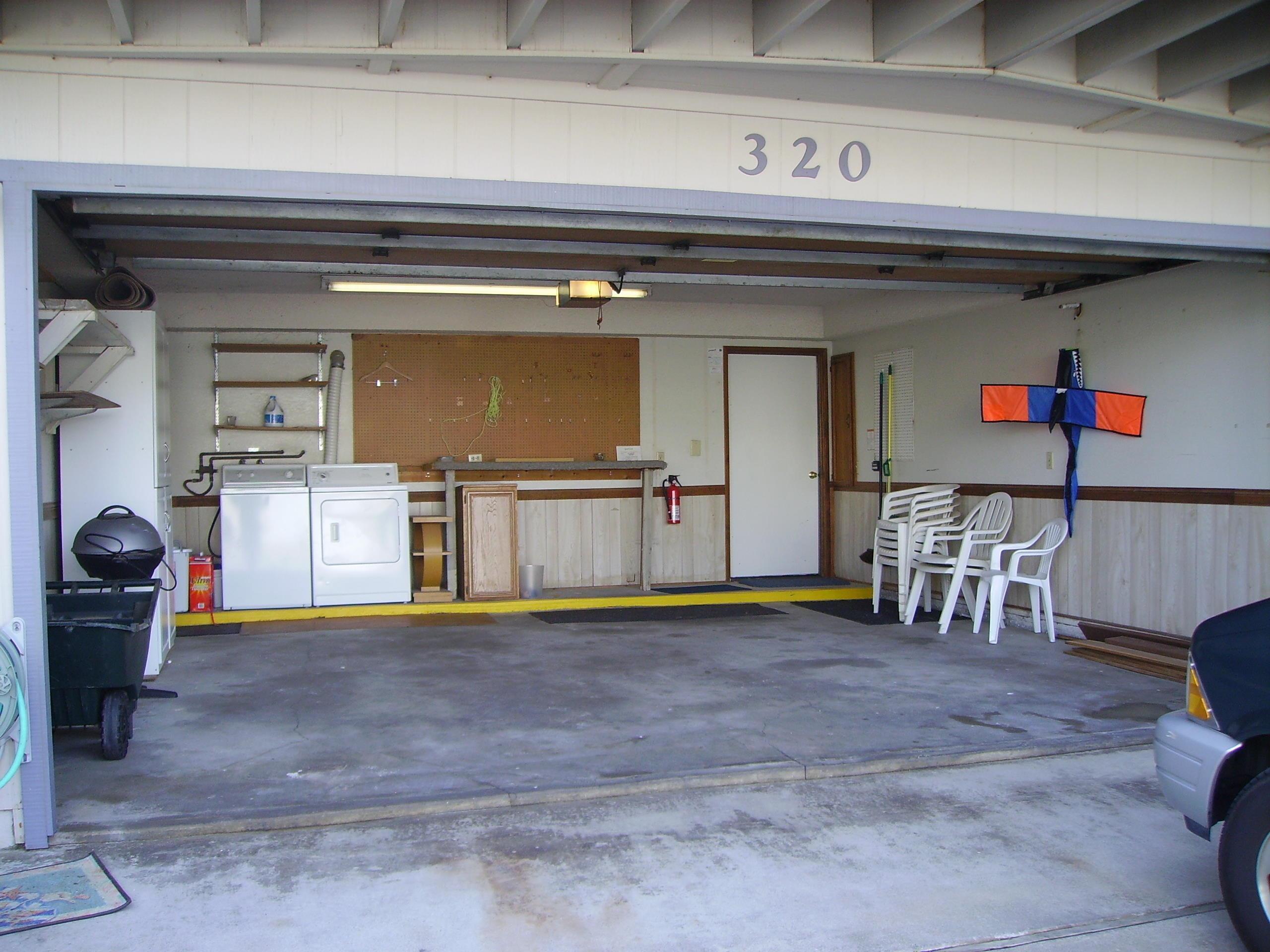 Cost to add a garage door at rear of garage homeimprovement for Rear garage door